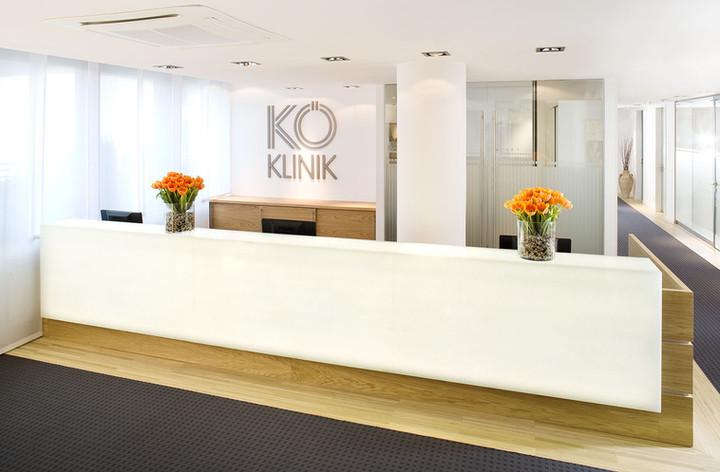 Architekturfotografie | KÖ Klinik Düsseldorf