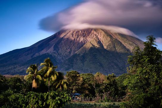 "Landschaftsfotografie | Vulkan ""Conceptión"", Nicaragua"
