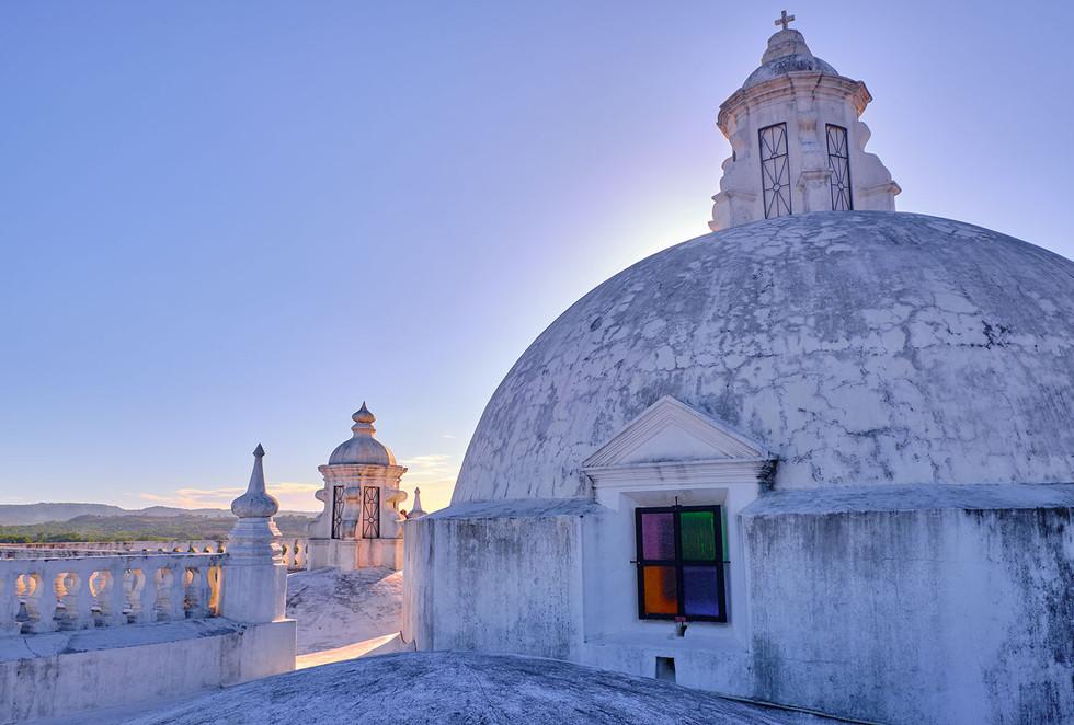 Architekturfotografie |  Kathedrale León, Nicaragua