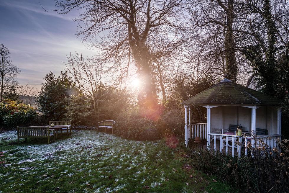 Architekturfotografie | Garten in den Niederlanden