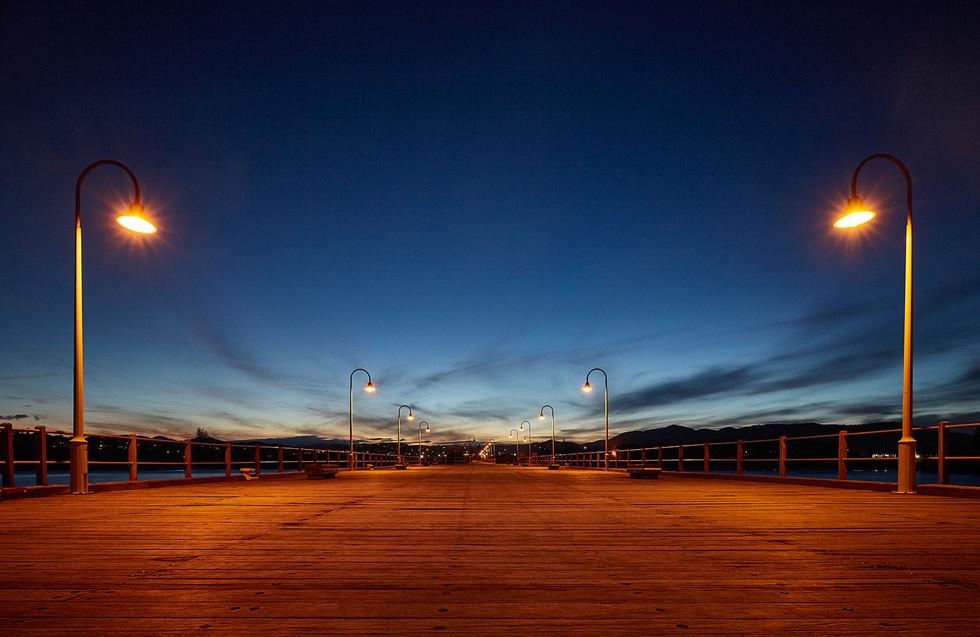 Landschaftsfotografie | Coffs Harbour Jetty, Australien