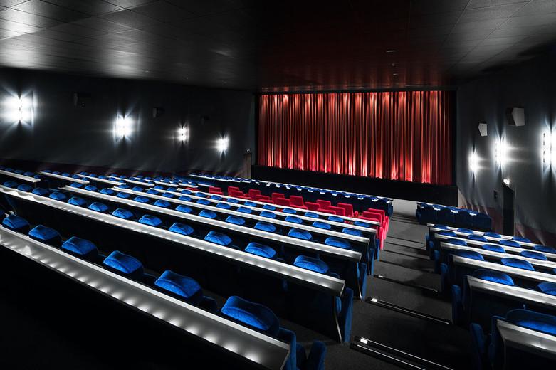 Architekturfotografie | Kino Berlin für Ymagis AG