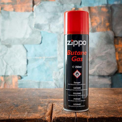 ZIPPO Butane Gas 250ml | hart auf hart | Original Zippo
