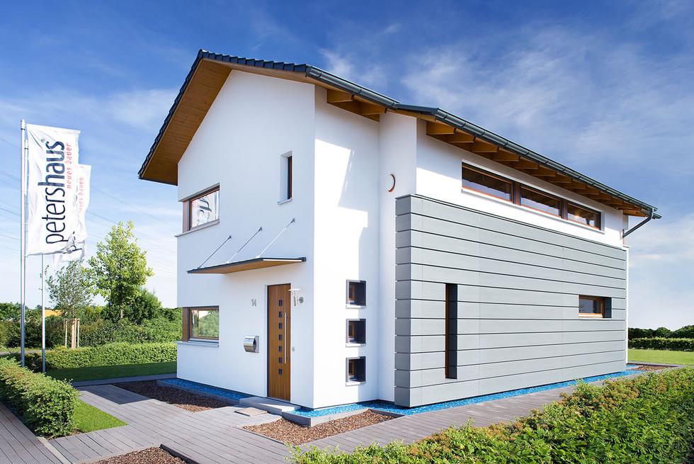 Architekturfotografie |  Musterhaus für petershaus GmbH & Co. KG