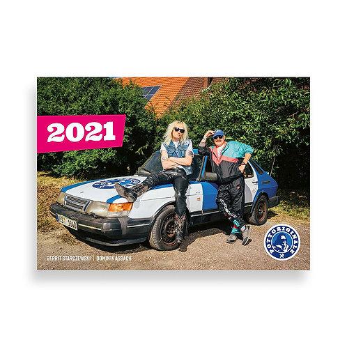 KALENDER - Pottoriginale 2021
