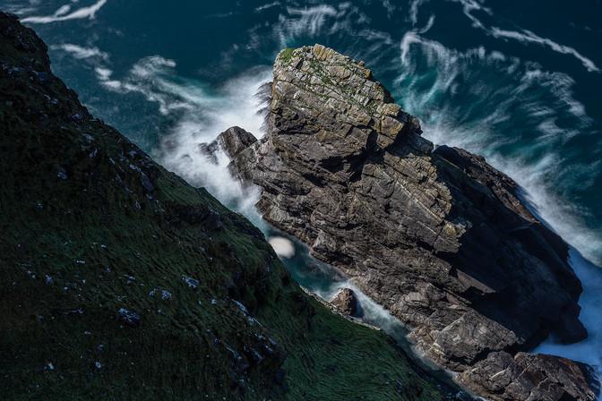 Landschaftsfotografie | Klippen, Irland
