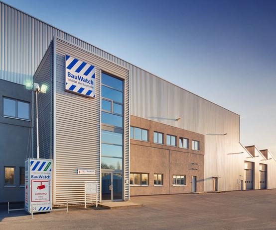 Architekturfotografie | Ratingen, Deutschland-Zentrale BauWatch