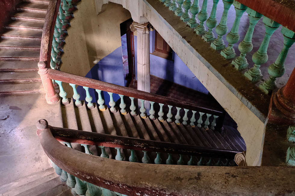 Architekturfotografie |  Revolutionsmuseum León, Nicaragua