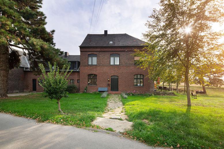 Architekturfotografie | Bauernhaus Rheinland für Helge Achenbach