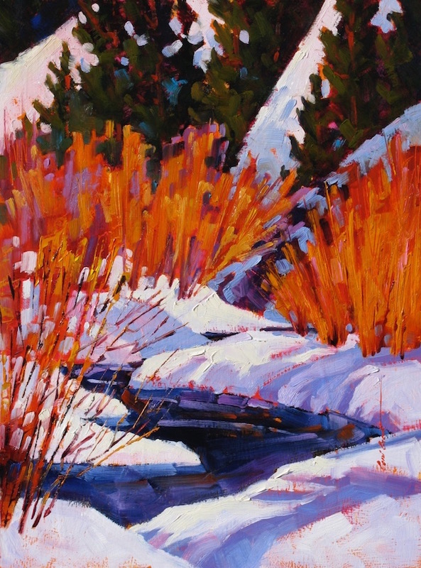 East Willow Creek 16 x 12
