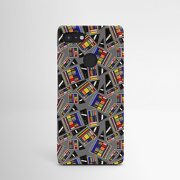 Geometric Rainbow Box Phone Case