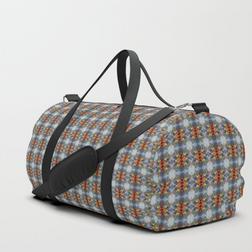 Nouveau Floral Duffle Bag