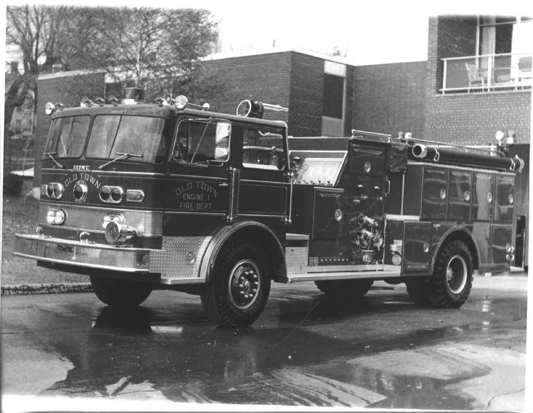 Howe Engine 1