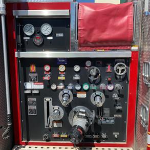 Pump Panel Controls
