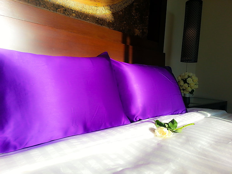 Elite Silk: Quality Silk Pillowcases helps to prevent premature aging