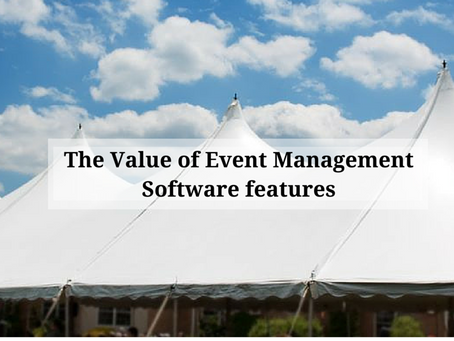 How Events Management Software Can Benefit Your Nonprofit