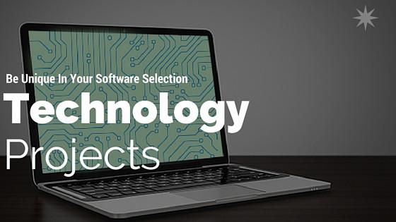 Nonprofit Software Selection requires uniqueness