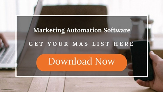 Marketing Strategies requires Marketing Automation Software