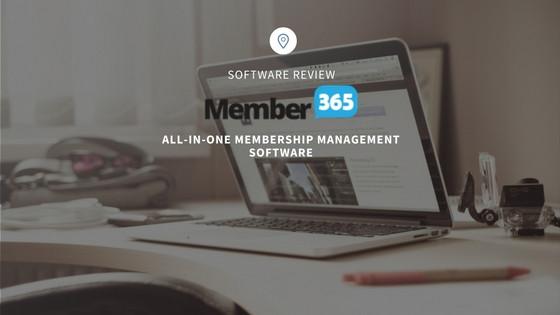 Member365 AMS Membership Management Solution