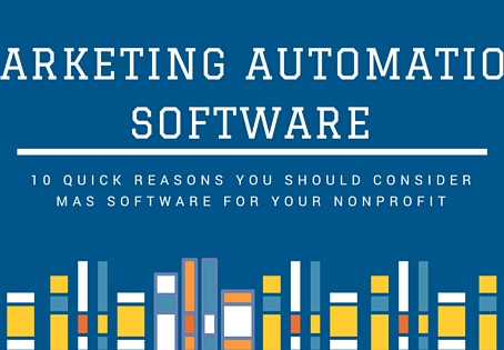 10 Reasons to Consider Marketing Automation for Your NonProfit Organization