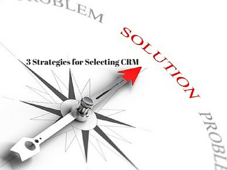 3 Strategies For Selecting The Best CRM Software For Your Nonprofit