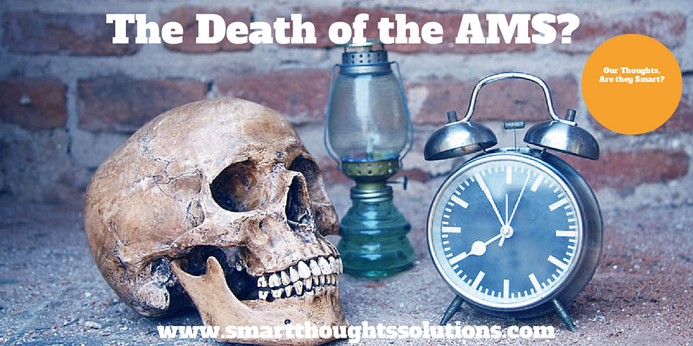 Death of the AMS