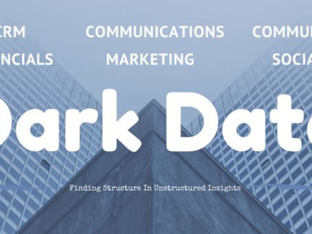 Benefiting from Unstructured Dark Data