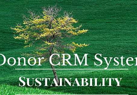 Long-Term Sustainability with a Nonprofit Donor CRM System