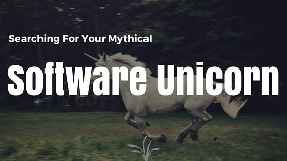 The Best Software for Nonprofits is like searching for a Unicorn