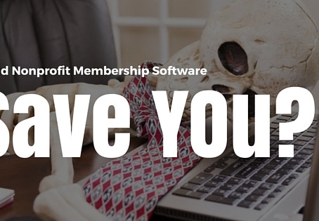 Saving Jobs with Nonprofit Membership Software