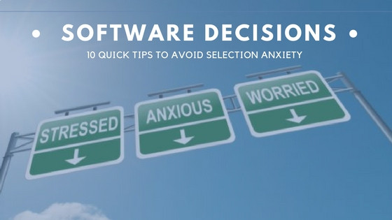 10 Tips For Nonprofit Software Decisions