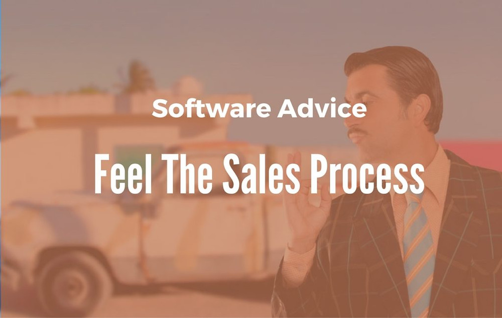 Software Sales Matters in Software Decisions