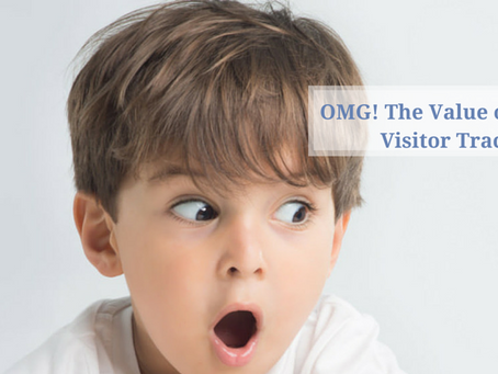 Why should you want website visitor tracking at your NPO?