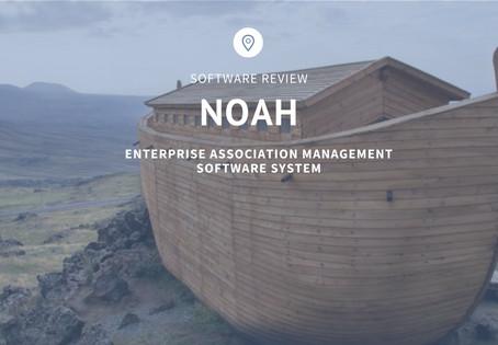 AMS Software Review: Noah Membership Software