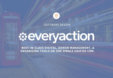 EveryAction Donor Software Review