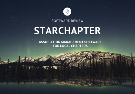 StarChapter Association Software Review