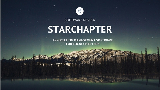 StarChapter Membership Software Review