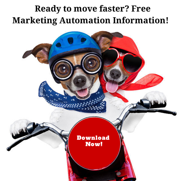 Moving faster sometimes means using better tools. Marketing Software can do just that!