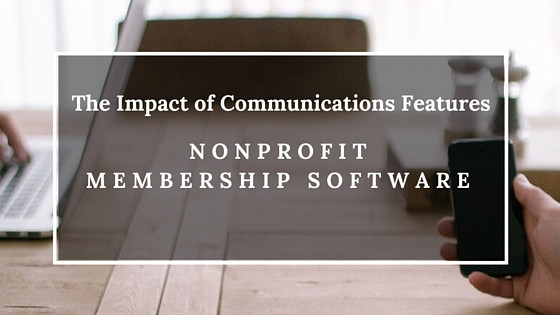 Membership Database Software: Communication Features