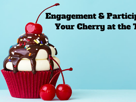 The Cherry in CRM Membership Software is Engagement & Participation!