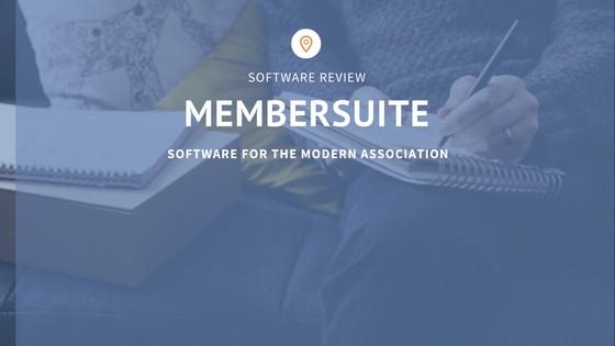 MemberSuite AMS Membership Software Review
