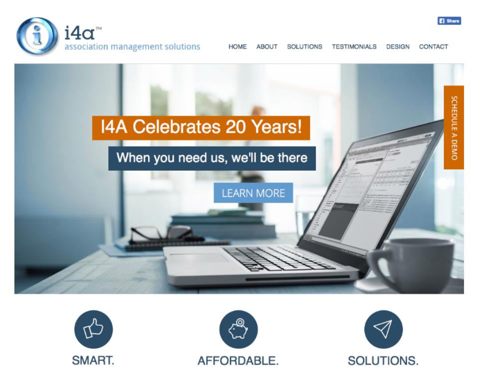 i4A Membership Software Review
