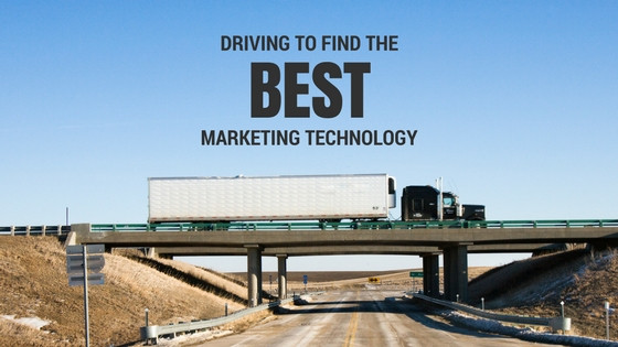 Driving To Find The Best Martec for Associations