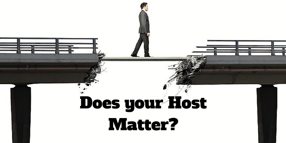 Software as a Service or Hosting of your nonprofit website is critical to ensure long term success. Finding a good host provider matters.
