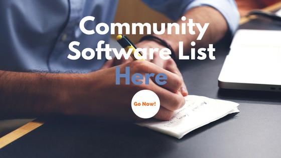branded community software for cmgr