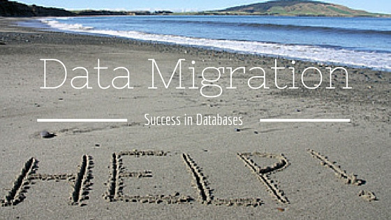 Data migration & Importing Data into Nonprofit Software