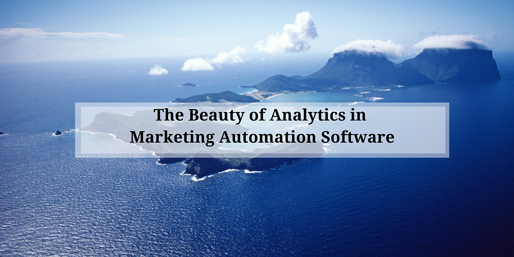 Marketing Analytics in Marketing Automation Software for Nonprofits