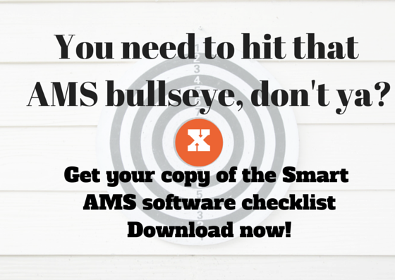 Our AMS Smart Checklist may help you in your membership software project!