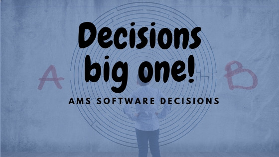 AMS Software Selection Advice from SmartThoughts