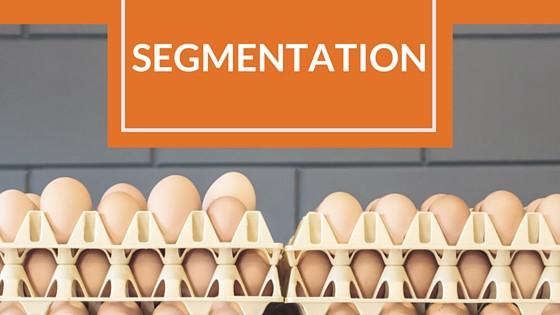 Database Segmentation increases engagement